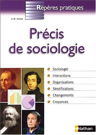 precis-de-sociologie